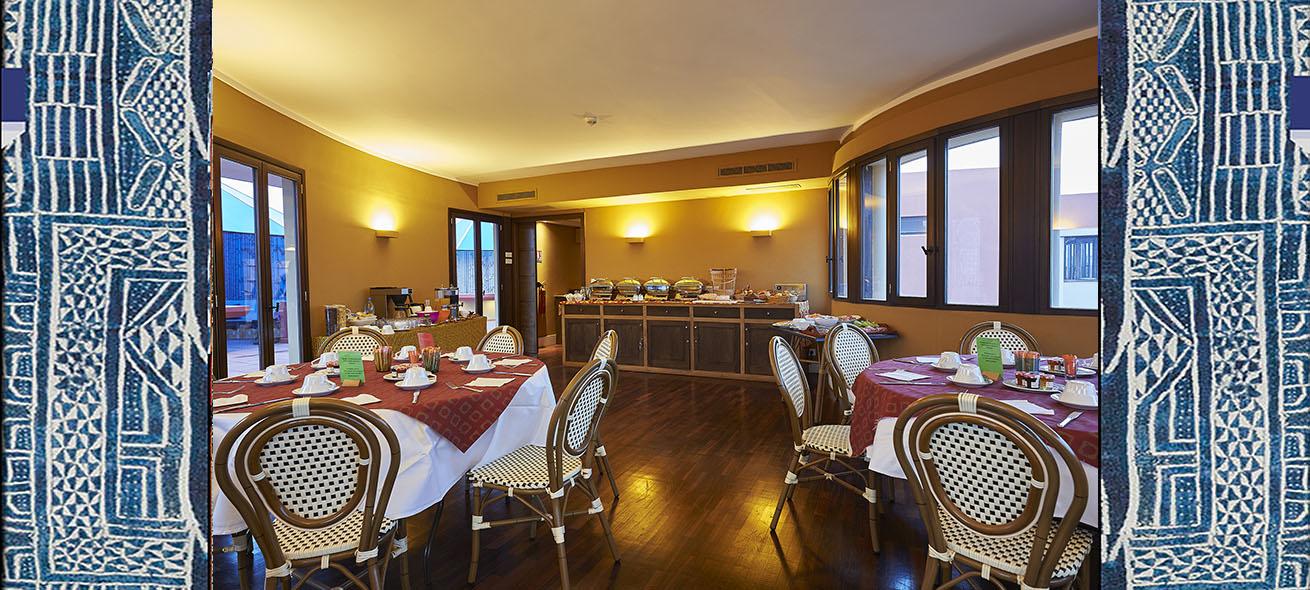 Reception | Hôtel Zingana